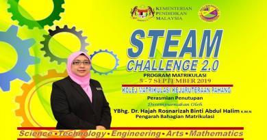 steam challenge 2.0