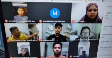 Pelaksanaan Pengajaran Dan Pembelajaran Online Sepenuhnya Di Kolej Matrikulasi Kejuruteraan Pahang